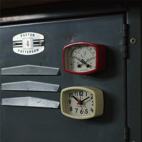 KIKKERLAND MAGNETIC ALARM CLOCK