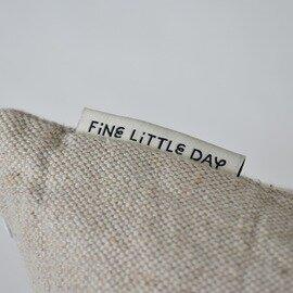 Fine Little Day 【メール便対応】クッションカバー BICYCLES リネン