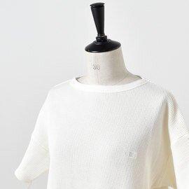 Champion|コットンポリエステルガーメントウォッシュ加工半袖Tシャツ cw-m303-ms