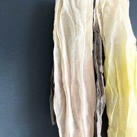 WHOLE|草木染めベビースカーフ