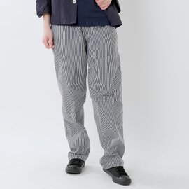 HOLD FAST|ユニセックスシェフズトラウザーズ chefs-trousers-yh