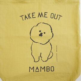 CLASKA|MAMBO TAKE ME OUT トート