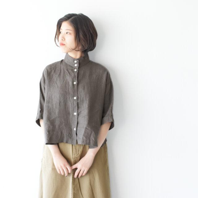 model : kaya / color : grey / size : フリーサイズ
