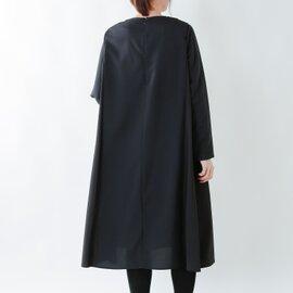 "kelen|クルーネックAラインドレス""Niika"" lkl18fop10-rf"