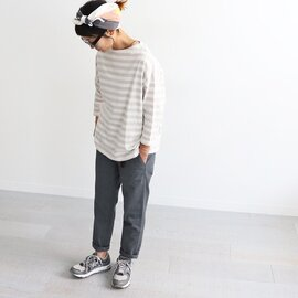 maillot|border drop shoulder T-shirts ドロップショルダー・ボーダーTee MAC-15145