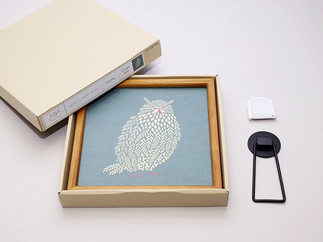 stops owl(コノハズク)