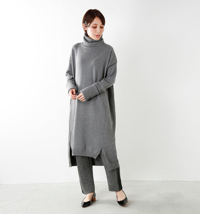 color : light gray×gray / size : F