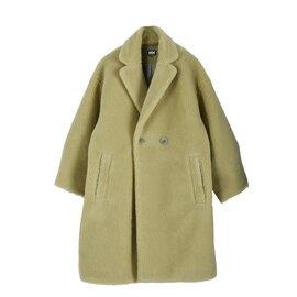 HELLY HANSEN ファイバーパイル チェスターコート W FIBERPILE(R) Chester Coat ボアフリース ロング コート アウター HW52081 ヘリーハンセン