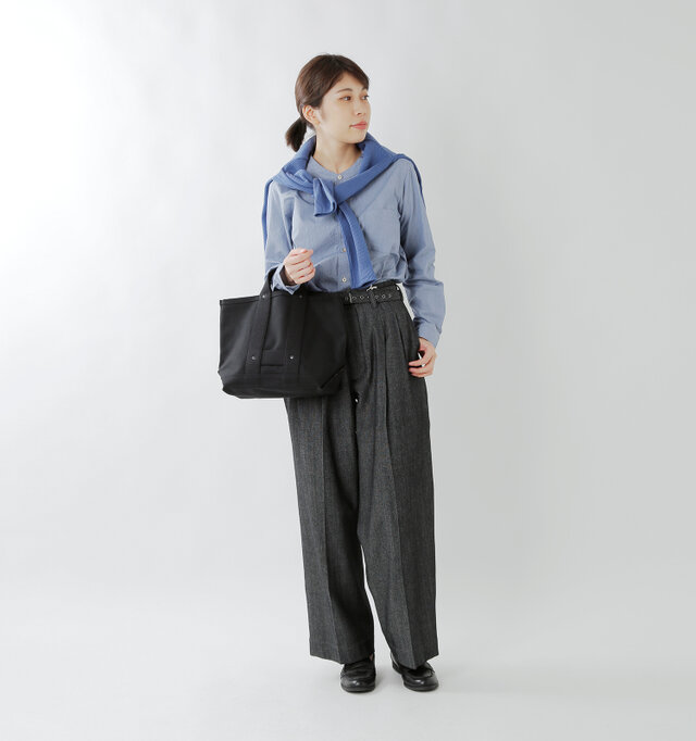 model hikari:165cm / 48kg color : black / size : mini