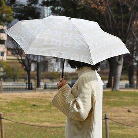 marimekko|LOGO 折りたたみ傘
