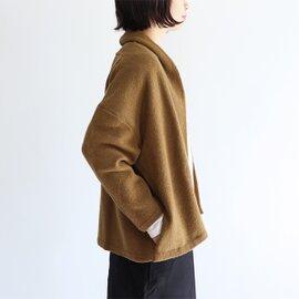 "maillot ""mature"" Short Robe Cardigan ショート・ローブカーディガン MAK-18256"