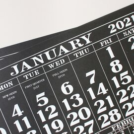 LABOR DAY|ORIGINAL CALENDAR 2021/ウッドフレームセット