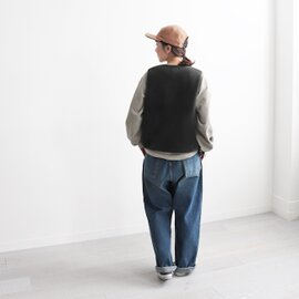 HELLY HANSEN|FIBERPILE Vest ファイバーパイルベスト