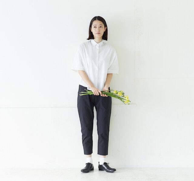model:168cm color:ホワイト
