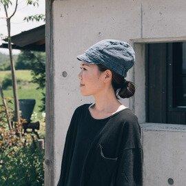 わざわざ|パン屋の帽子