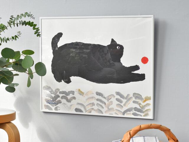 50×40cmと飾りやすいサイズ感で、お子さまのお部屋にもおすすめです。ポスターの魅力を引き立てるシンプルなポスターフレームもご用意しておりますので、ぜひあわせて飾ってみてくださいね。