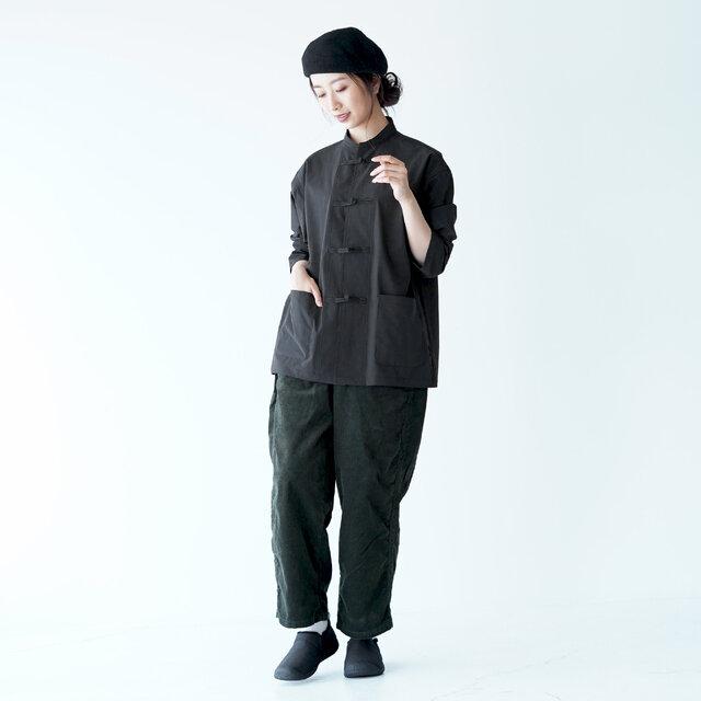 モデル:166cmcm / 47kg color : black / size : XS