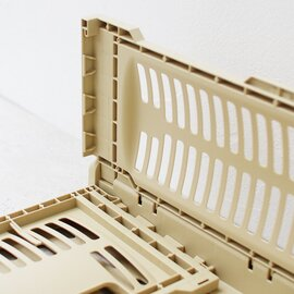 SLOWER|FOLDING CONTAINER Bask