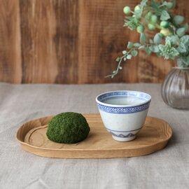 四十沢木材工芸|長木瓜盆
