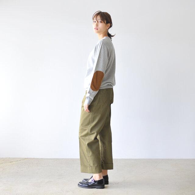 モデル:170cm / 54kg color : light gray / size : S(Women's free)