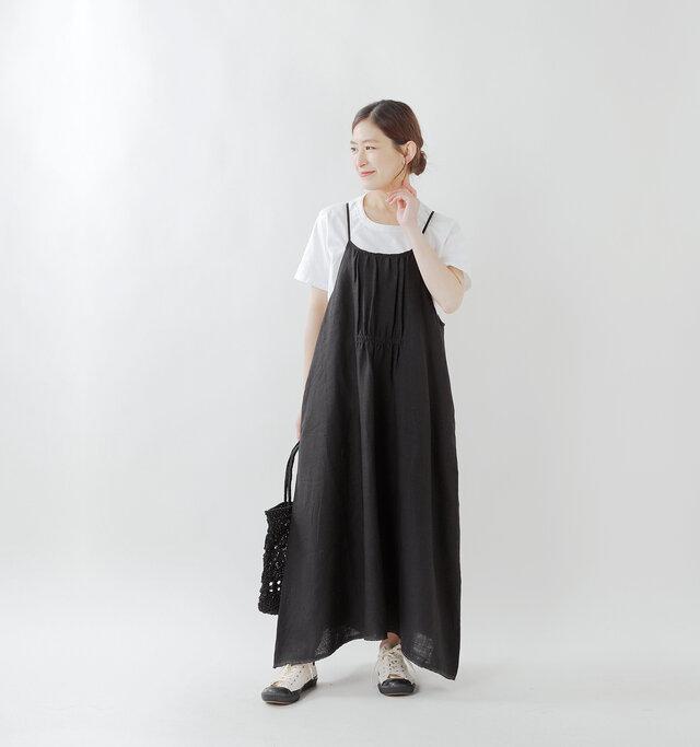 model tomo:158cm / 45kg  color : black / size : 38