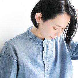 LOLO HIGASHIKAWA|ゆれる、ピアス (Product by Ouca.)