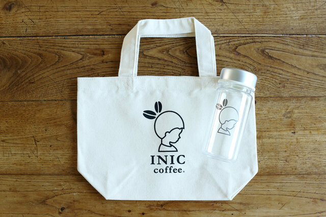 INIC coffee|Take Me Bottle with Tote Bag