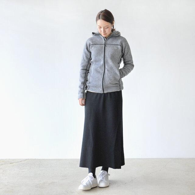 モデル:164cm / 49kg color : concrete / size : XS(Women's free)