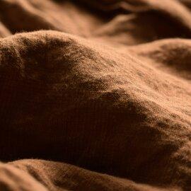 universal tissu|リネンヴィンテージグレンチェックギャザーボリュームブラウス ut190bl085-mm