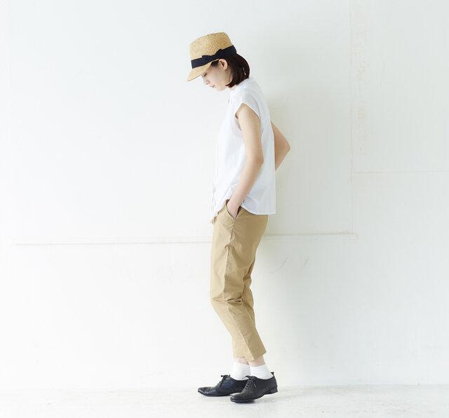 model:168cm color:キナリ