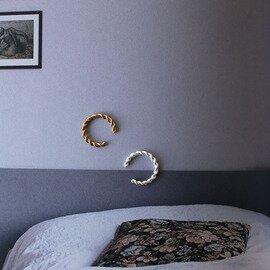 Pernille Corydon Twisted (ツイステッド) イヤーカフ