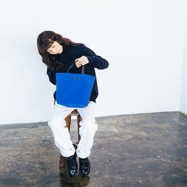 女性モデル165cm 着用カラー/ブルー