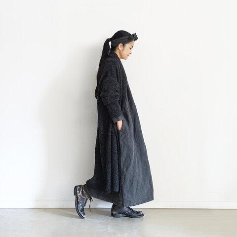 ichi Antiquités|Alpaca Wool Knit Robe