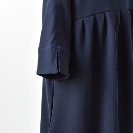【2019SS】Si-Si-Si│aranciato別注 とろみクルーネックワンピース n-2512d-hm