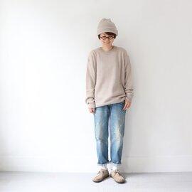 FLAMAND モヘアベーシックセーター