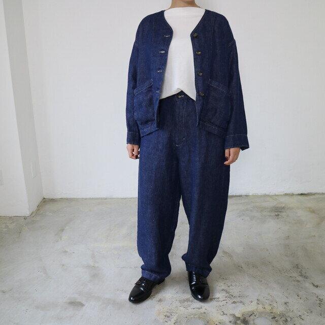 54/インディゴ(着用モデル身長155㎝)
