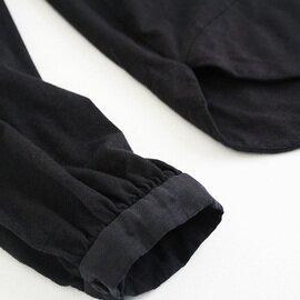 Mochi cotton cashmere turtleneck (sumi)