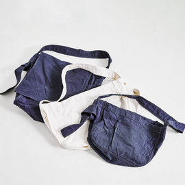 TOOLS|cotton linen newspaper bag