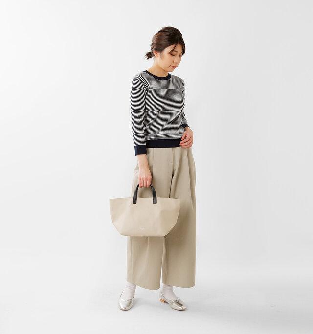 model hikari:165cm / 48kg color : hemp / size : one