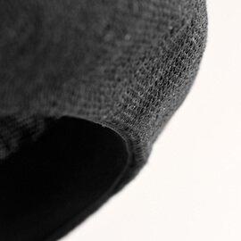 Chapeaugraphy|リネンベレー帽 213-mm