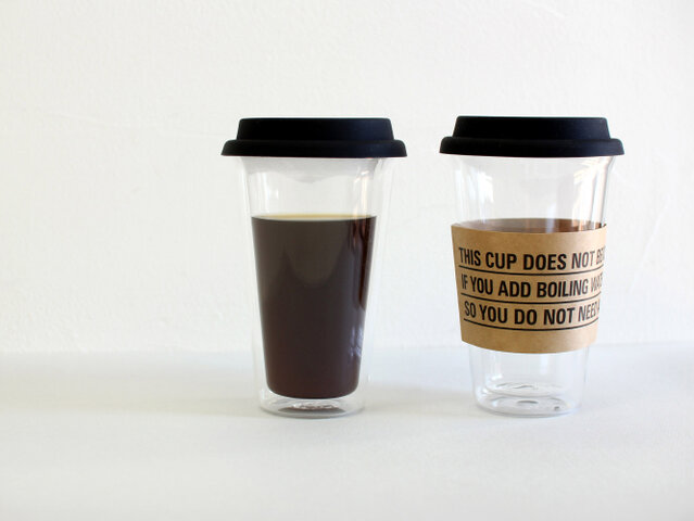 PUEBCO|DOUBLE WALL TUMBLER