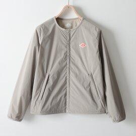 DANTON|クルーネック軽量インサレーションジャケット・JD-8878 ダントン