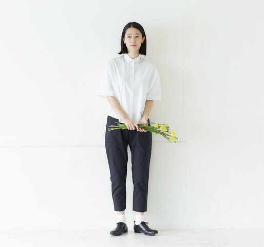 Cion|コットンハーフスリーブシャツ・19-01201