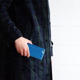 【母の日】Scandinavian Pattern Collection|背面カバー型iPhoneケース(iPhone6~X/XS))