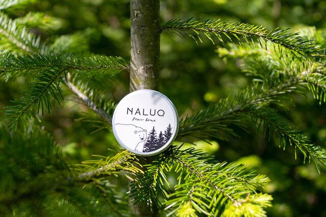 NALUQ ヘアワックス