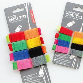 KIKKERLAND|Color Cable Ties