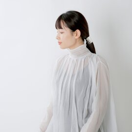 Liyoca コットンベトナムハンド刺繍ブラウス j6104-yh