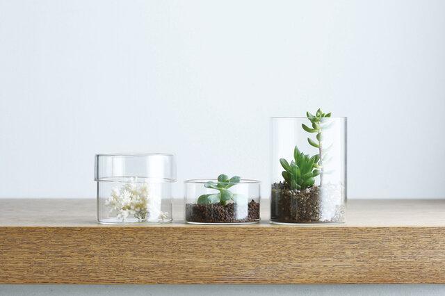 KINTO|SCHALE ガラスケース