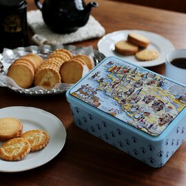 la trinitaine|ガレット&パレット缶(ブルターニュマップ)