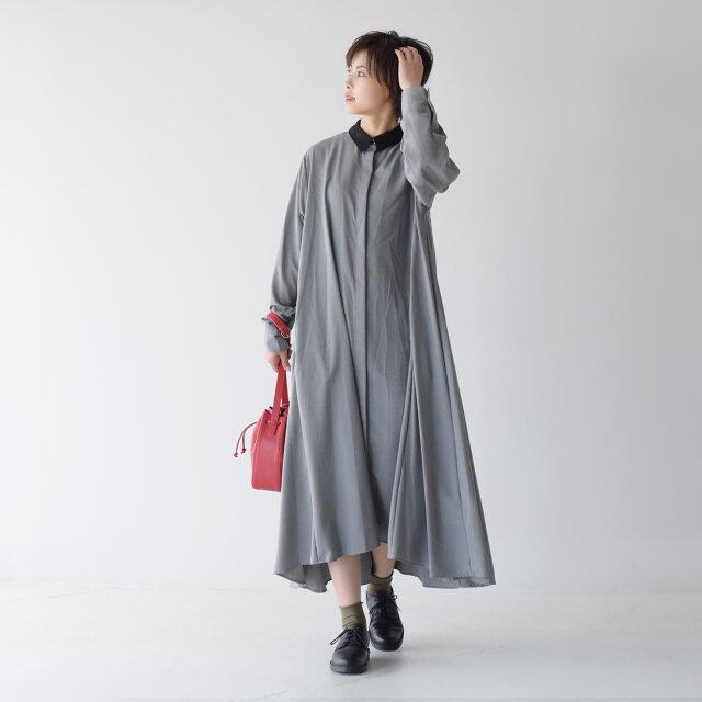 モデル: 160cm /43kg color :light gray/ size : free